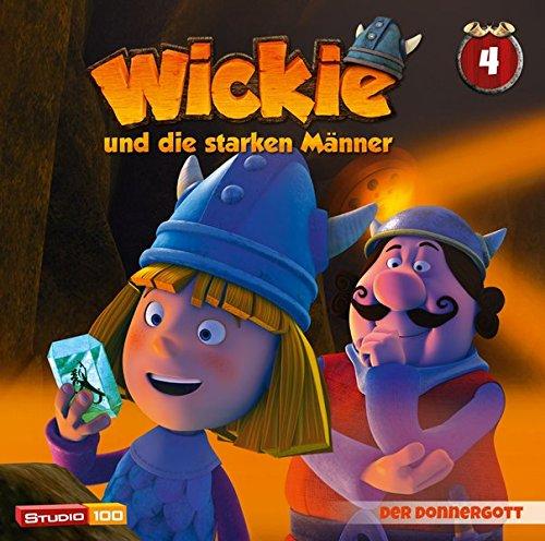 Folge 04: Der Donnergott, Faxe und der Wal U.a. (Cgi)