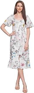 VERO MODA Cotton a-line Dress