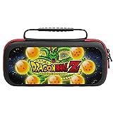Dragon Ball Z Étui de transport pour Nintendo Switch Coque rigide ultra fine avec 20 cartouches de jeu, étui de transport pour voyage