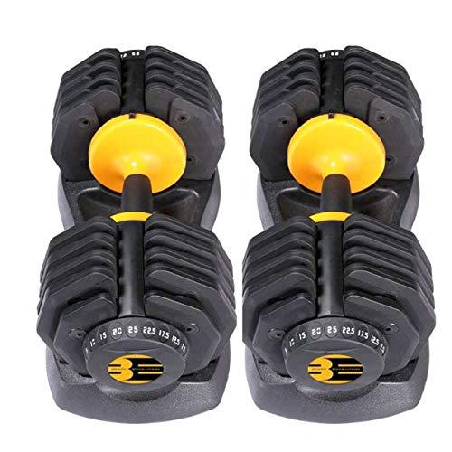 Body Evolution Adjustable dumbbells 2.5kg-25kg pair