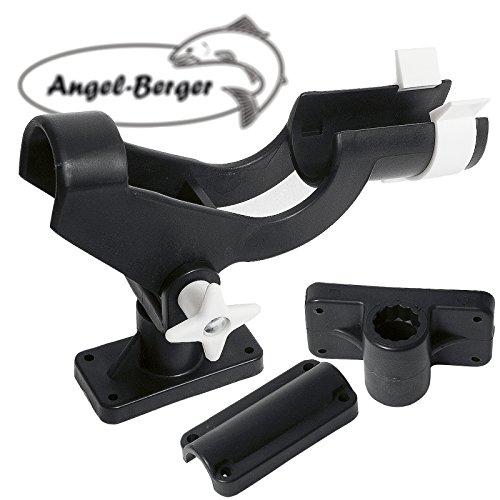 Angel-Berger Multifunktionaler Bootsrutenhalter Eco