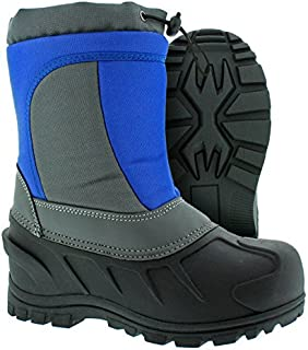 Kids Youth Nylon Cerebus Snow Boot