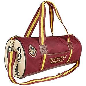 Groovy Harry Potter Hogwarts Express 9 & 3/4 Holdall, poliéster, Rojo, Mediano 15