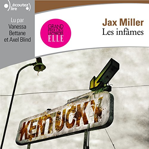 Les infâmes audiobook cover art