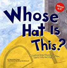 whose hat is this book