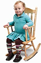 Whitney Brothers Hardwood Rocking Chair Import, Child