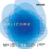 Daddario Orchestral Hel.Hyb.D Hh612 3/4 Med - Cuerda contrabajo...