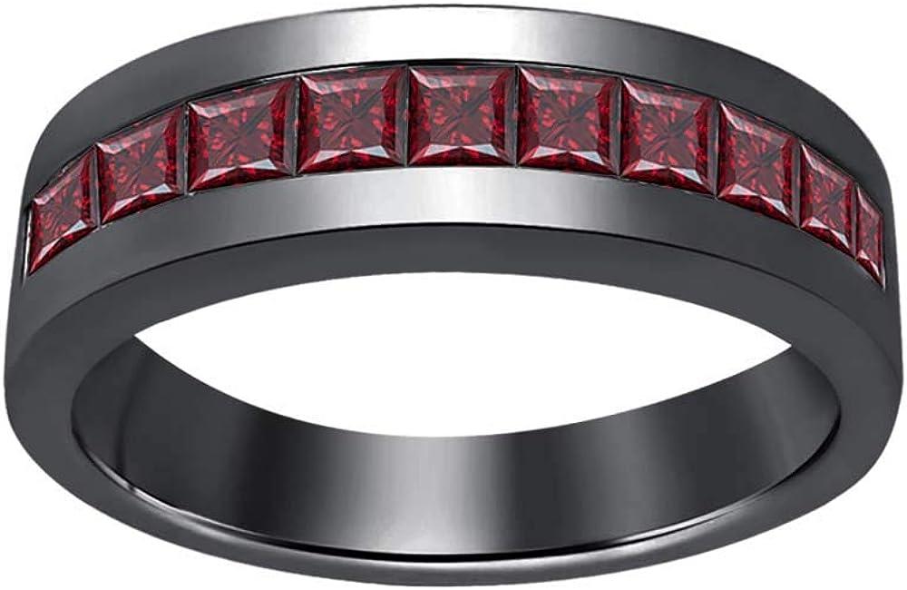 Gold 2021 model Diamonds Jewellery NEW before selling 14K Plated Black Created Gemstone