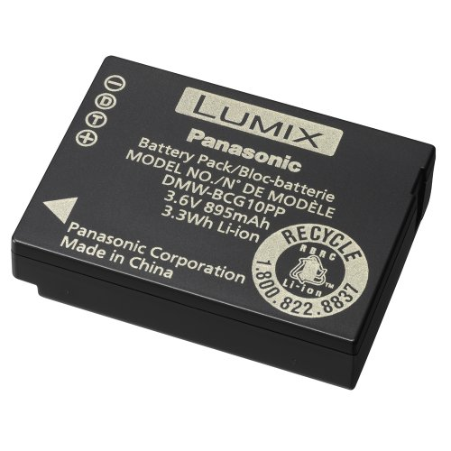PANASONIC DMW-BCG10E Akku