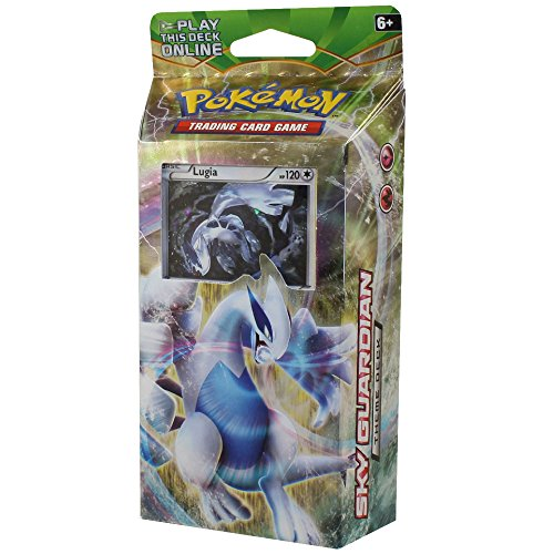 Pokemon TCG: XY Fates Collide, Sky Guardian 60-Card Theme Deck Featuring A Holographic Lugia