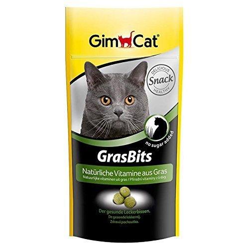 GimCat Katzengras Bits 40g 8er Pack (8 x 40g)
