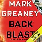 Back Blast audiobook cover art