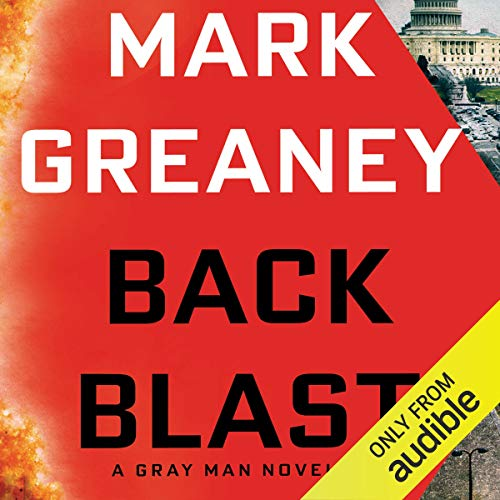 Back Blast: A Gray Man Novel