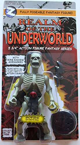 Realm of the Underworld Archfiend (Ultimate Evil) Wave 1 Case Fresh
