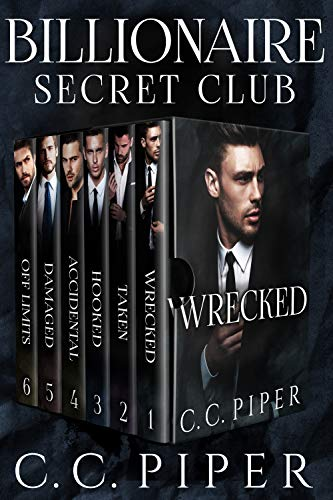 Billionaire Secret Club (Books 1-6): A Dark Billionaire Romance Books (The Billionaires Secret Club) (English Edition)