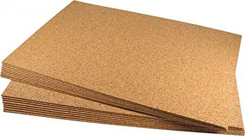 Meyco Korkplatte 45x30cm 5 mm. 5 mm