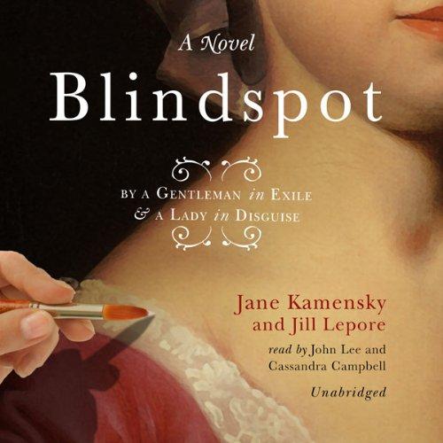 Blindspot cover art