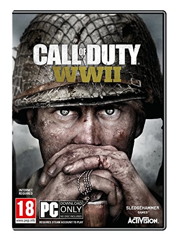 Call of Duty®: WWII + Digital Zombies Weapon Camo + Zombies Prima Strategy Add-On (Exclusive to Amazon.co.uk) (PC Download only (No Disc Incuded))) [Edizione: Regno Unito]