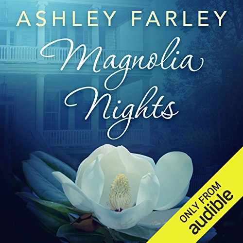 Magnolia Nights audiobook cover art