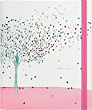 Tree of Hearts Large Address Book...