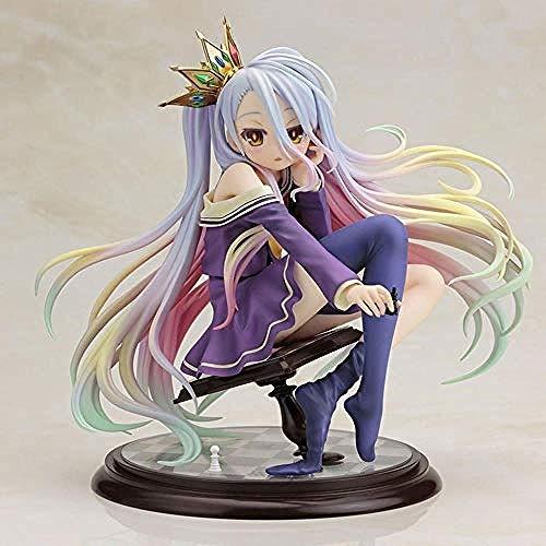 NO Game of Life Non Anime Figura 1/7 Modelo Decoración PVC Vinilo Coleccionable Juguetes Personajes 15.5CM