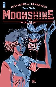 Moonshine #16 by [Brian Azzarello, Eduardo Risso]