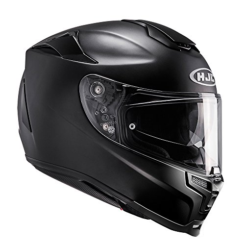 rpha 70DVS Casco Integral para Moto y Scooter L (59-60cm) Negro Mate