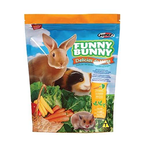 Alimento Supra Funny Bunny Blend para Pequenos Roedores - 500g