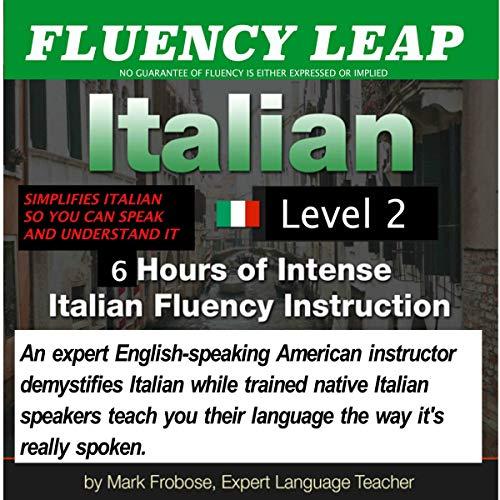 Fluency Leap Italian 2 Titelbild