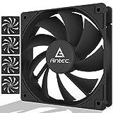 Antec PC Case Fan, 120mm Case Fan High Performance, 3-pin Connector, P12 Series 5 Packs