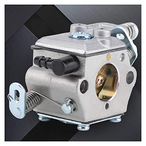 UGUTER Go Kart Carburetor Kit de Filtro de Aire de carburador para 021 023 025 MS210 MS230 MS250 250 MADRADOS MADUSOW 1123 120 0605, 1123 160 1650 Carburador 125cc