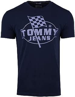 TOMMY HILFIGER ERKEK T-SHIRT DM0DM04242-002