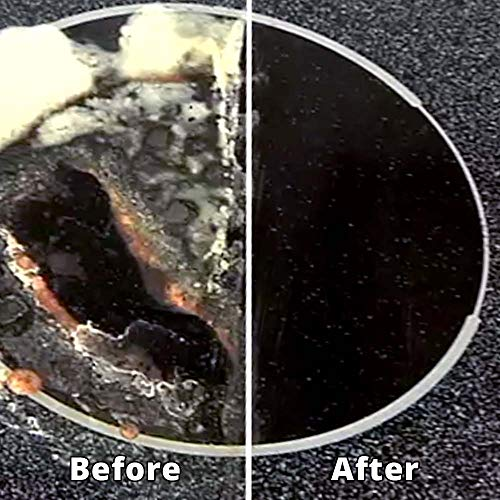 Rejuvenate Glass and Ceramic Cooktop