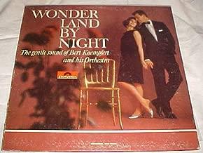 Wonderland by Night by Bert Kaempfert and His Orchestra Record Vinyl Album LP Wonder Land