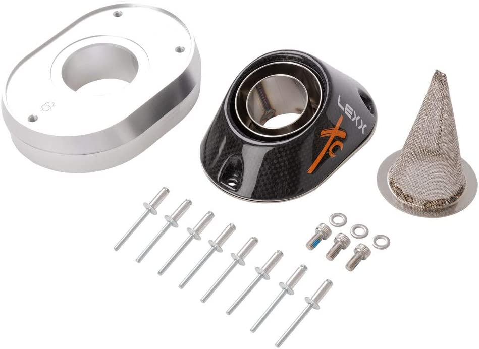 Lexx XC Spark 2021 Arrestor End 2015-2018 for Cap Yamaha Special price for a limited time YZ250FX