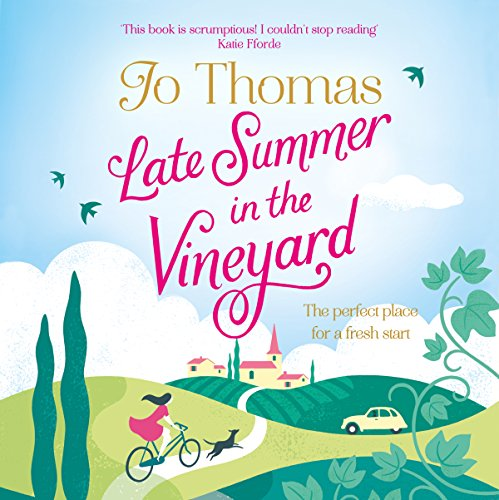 Late Summer in the Vineyard cover art