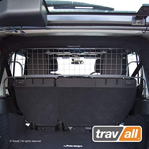Travall® Guard Hundegitter TDG1536 - Maßgeschneidertes Trenngitter in Original Qualität