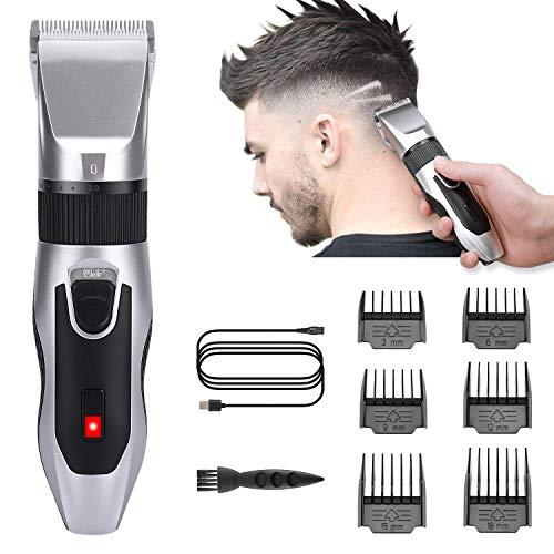 MIAODAM Hair Clipper Set Professional Hair Clipper Hair Clipper Kit For Men, Household Hair Clipper Kit