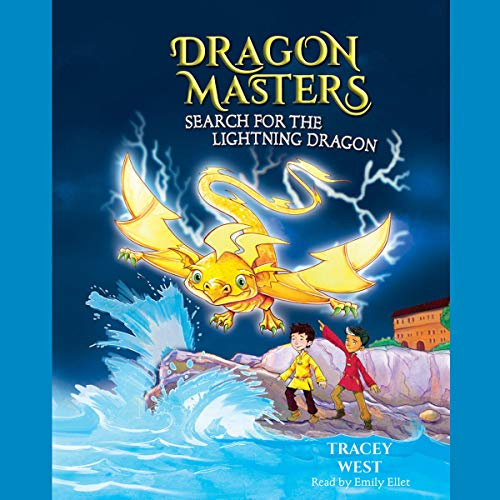Search for the Lightning Dragon: Dragon Masters, Book 7
