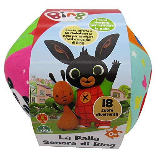 Giochi Preziosi- Bing Palla con Suoni, BNG13000