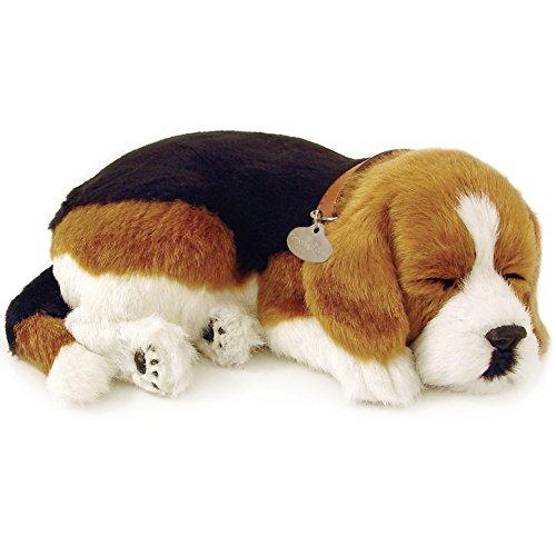 Perfect Petzzz Beagle Animated Pet, Brown,