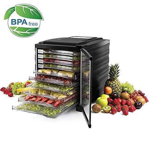 Great Features Of Food dryer Digital Food Dehydrator,Digital Machine for Vegetables,Intelligent Frui...