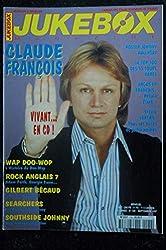 JUKEBOX 120 1997 09 - Claude FRANCOIS - WAP DOO-WOP - Gilbert Bécaud - Searchers - Southside Johnny - Adam Faith Georgie Fame