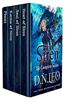 Siren - The Complete Series: Romantic Fantasy Action Adventure by [D.N. Leo]