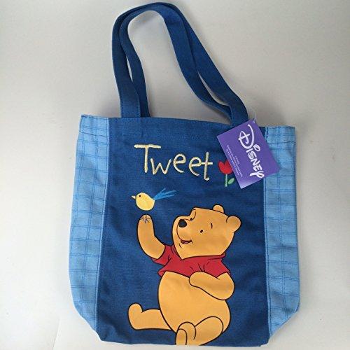 United Labels Disney Winnie the Pooh - Borsa per tweet