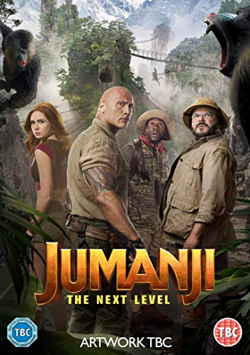 Jumanji: The Next Level [UK Import]