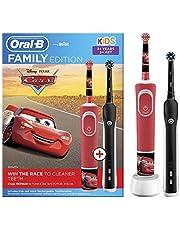 Oral-B Pro Family Pack D16 Plus D100 Şarj Edilebilir Diş Fırçası