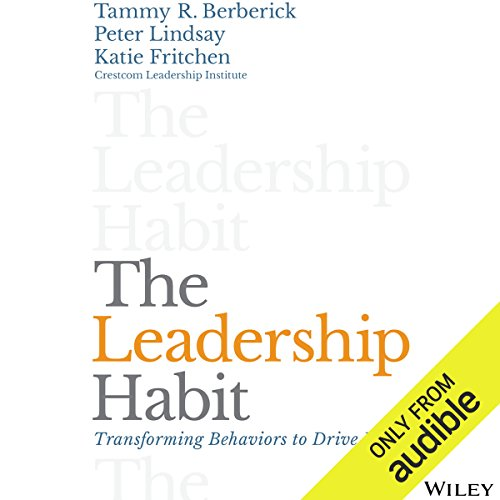 The Leadership Habit audiobook cover art