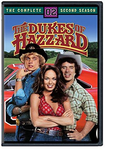 Dukes Of Hazzard: The Complete Second Season (4 Dvd) [Edizione: Stati Uniti] [Italia]
