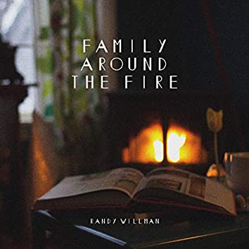 Family Around the Fire